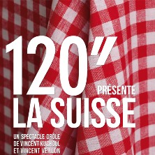 120 secondes, le spectacle en 2013