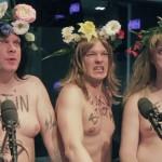Les Femen et la crise ukrainienne